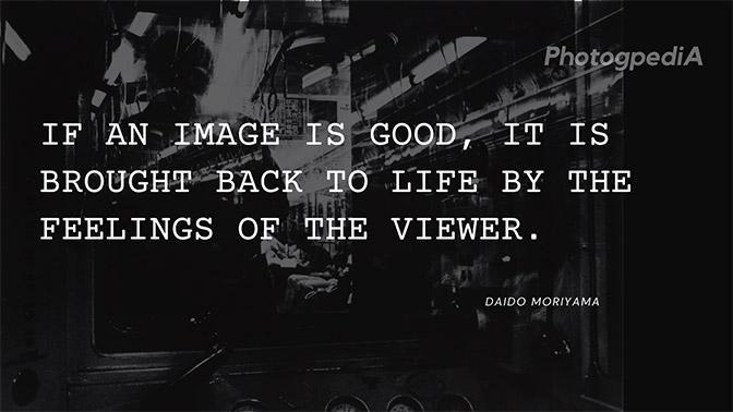 Daido Moriyama Quotes, Street