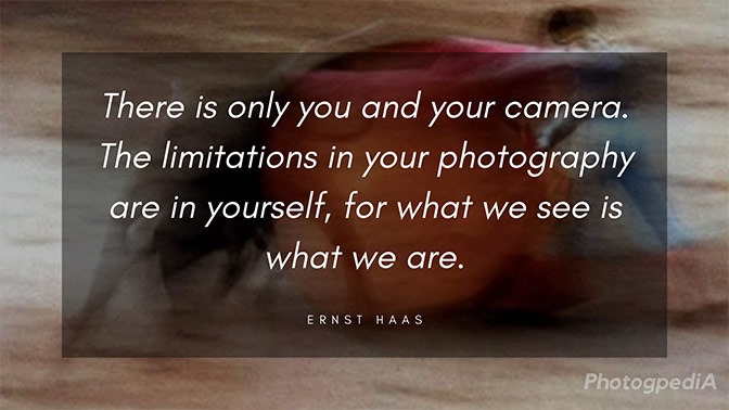Ernst Haas Quotes 2