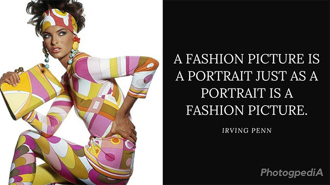 Irving Penn Quotes 1