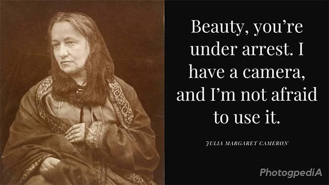 Julia Margaret Cameron Quotes 1