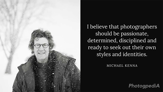 Michael Kenna Quotes 1
