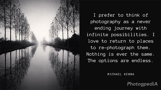 Michael Kenna Quotes 2
