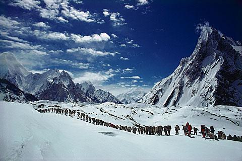 Porters, K2