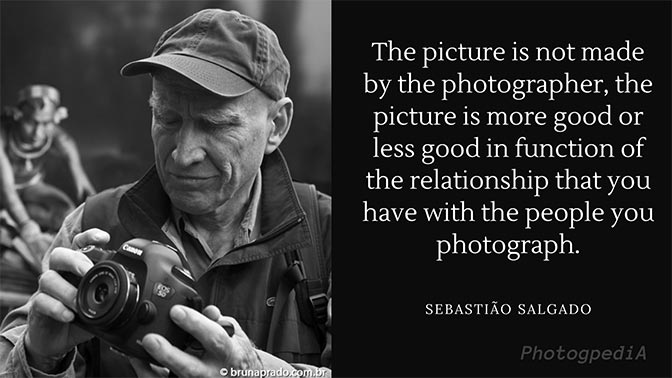 Sebastiao Salgado Quotes 2