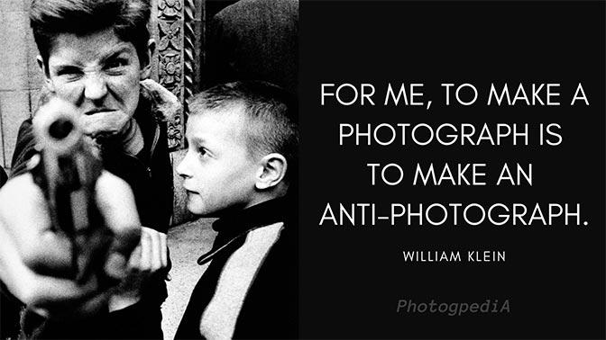 William Klein Quotes 3