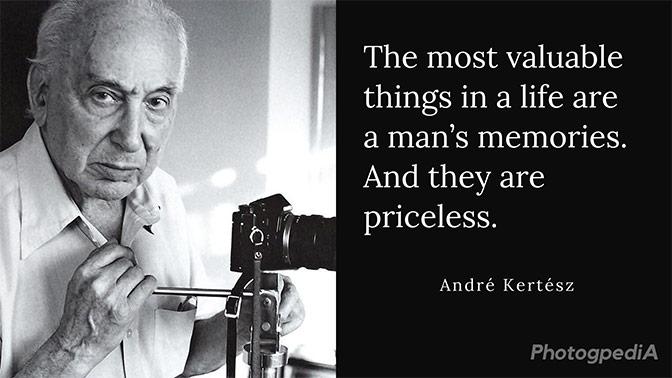Andre Kertesz Quotes 1