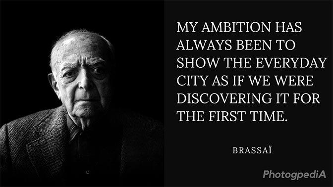 Brassai Quotes 1