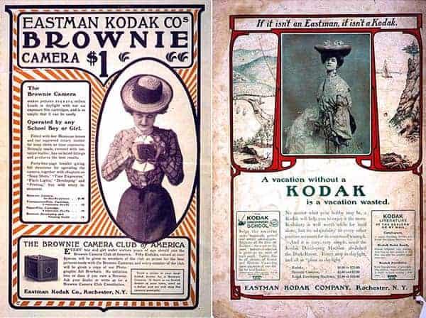 Kodak Adverts