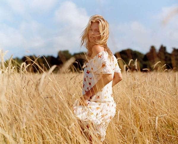 Kate Moss, Vogue 2006