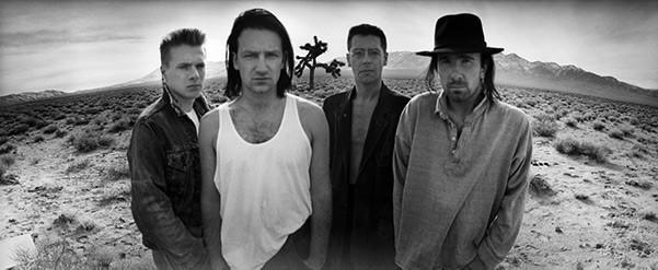U2, Anton Corbijn