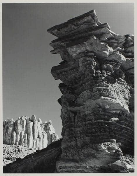 Minor White Quotes, Castle Rock