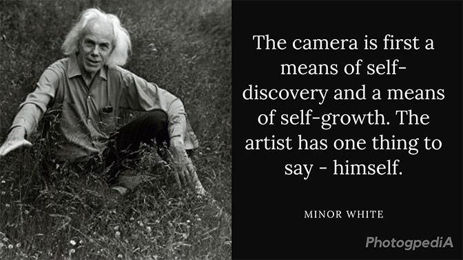 Minor White Quotes 1