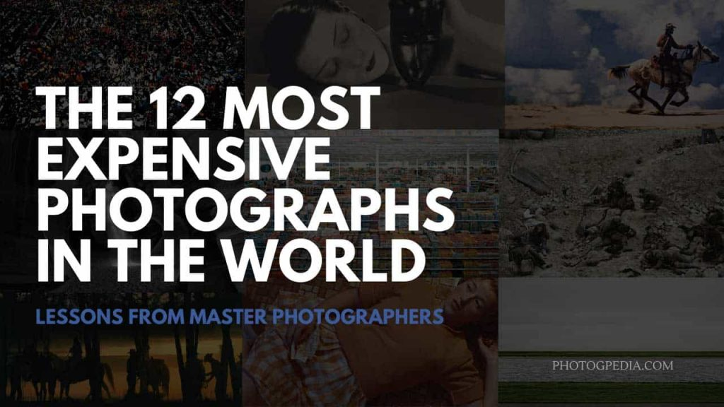 most expensive photographs