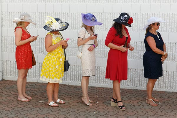 Parr, Color Hats